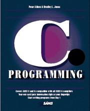 Cover of: Teach yourself C programming in 21days