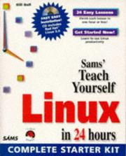 Cover of: Sams teach yourself SQL in 24 hours