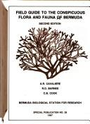 Cover of: Field guide to the conspicuous flora and fauna of Bermuda | A. R. Cavaliere