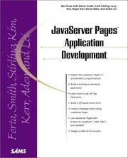 Java Server Pages Application Development by Scott M. Stirling, Andre Lei, Edwin Smith, Larry Kim, Roger Kerr, David Aden