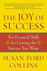 Cover of: The Joy of Success | Susan Ford Collins