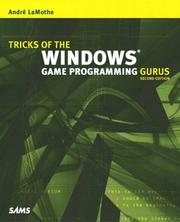 Cover of: Tricks of the Windows Game Programming Gurus
