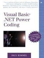 Cover of: Visual Basic(R) .NET Power Coding | Paul Kimmel
