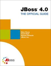Cover of: JBoss 4.0 - The Official Guide | The JBoss Group