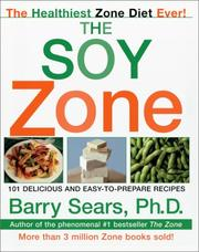 Cover of: The Soy Zone
