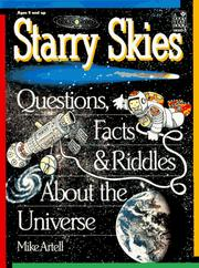Cover of: Starry Skies