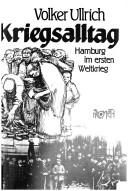 Cover of: Kriegsalltag
