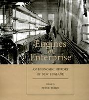 Cover of: Engines of Enterprise | Peter Temin