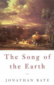 Cover of: The song of the Earth