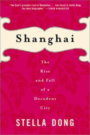 Cover of: Shanghai