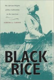 Cover of: Black rice