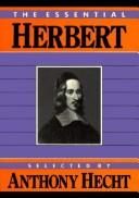 Cover of: The essential Herbert
