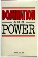 Cover of: Domination and power