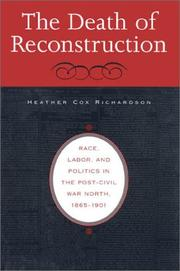 Cover of: The death of Reconstruction
