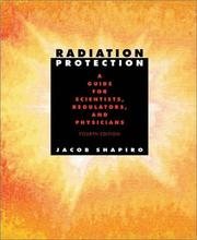 Cover of: Radiation protection |