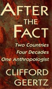 Cover of: After the fact