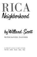 Cover of: America is my neighborhood