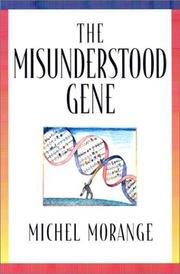 Cover of: The Misunderstood Gene