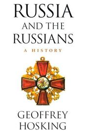 Cover of: Russia and the Russians | Geoffrey Hosking