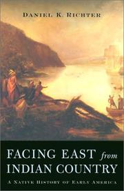 Cover of: Facing East from Indian Country | Daniel K. Richter