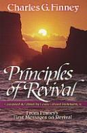 Cover of: Principles of revival