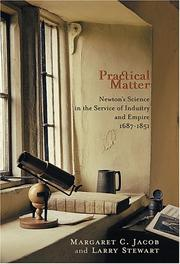 Cover of: Practical Matter | Margaret C. Jacob
