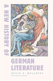 Cover of: A New history of German literature