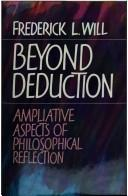 Cover of: Beyond deduction