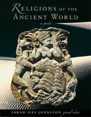 Cover of: Religions of the Ancient World: A Guide