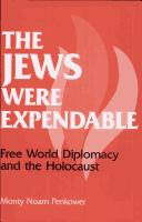Cover of: The Jews were expendable