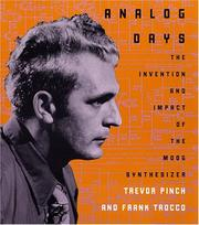 Cover of: Analog Days | Trevor Pinch, Frank Trocco