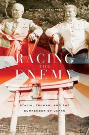 Cover of: Racing the enemy | Tsuyoshi Hasegawa