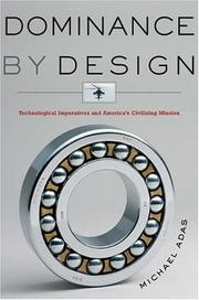 Cover of: Dominance by design