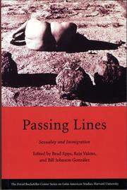 Cover of: Passing lines |