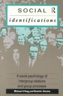 Cover of: Social identifications