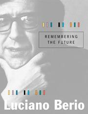 Cover of: Remembering the future