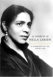 Cover of: In search of Nella Larsen