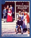 Cover of: A Williamsburg household | Joan Anderson