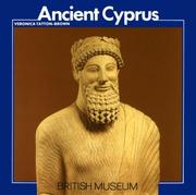 Cover of: Ancient Cyprus | Veronica Tatton-Brown