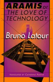 Cover of: Aramis, or, The love of technology