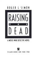 Cover of: Raising the dead