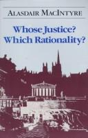 Cover of: Whose justice? Which rationality?