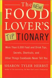 Cover of: The New Food Lover