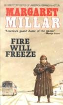 Cover of: Fire will freeze