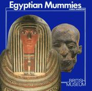 Cover of: Egyptian mummies