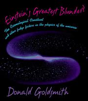 Cover of: Einsteins Greatest Blunder?