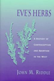 Cover of: Eve's Herbs