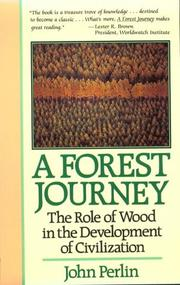 Cover of: A forest journey