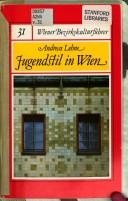 Cover of: Jugendstil in Wien
