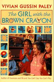 Cover of: The girl with the brown crayon |